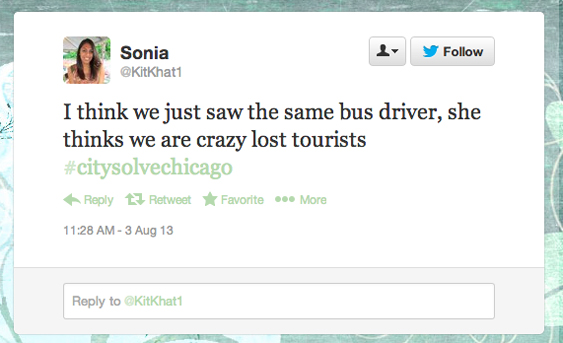 best tweet chicago 2013