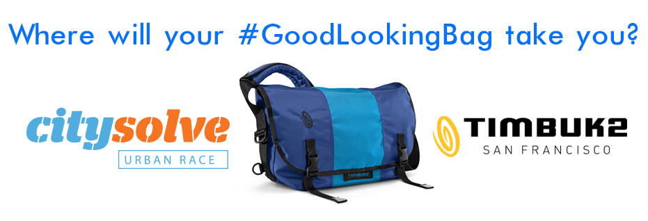 Tag line GoodLookingBag